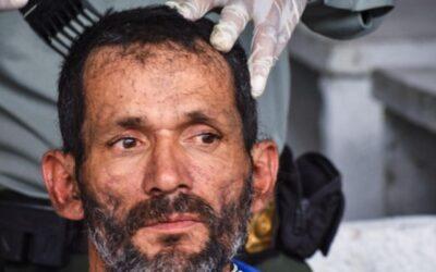 Ducha y corte de cabello para habitantes de calle de Bucaramanga