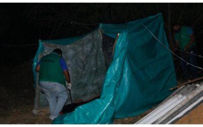 Alcaldía de Bucaramanga evita la proliferación de un nuevo asentamiento subnormal en el Norte de la ciudad