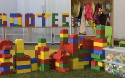 Ludotecas de Bucaramanga comenzaron sus actividades con niños y niñas desde la virtualidad