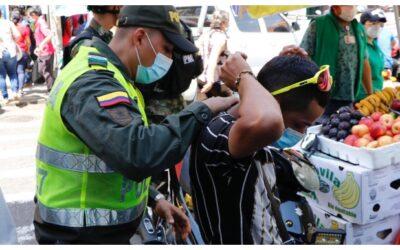 A través del 'Plan toma de localidades' seguimos atacando la delincuencia en Bucaramanga