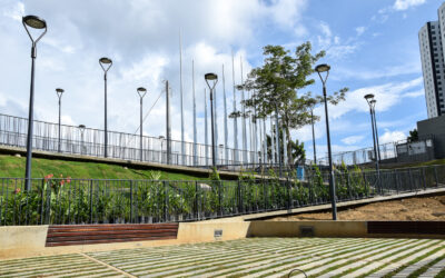 Parque de Las Luces – Cabecera
