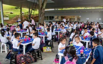 Comedor Colegio Bicentenario