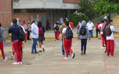'Agüita' para el Colegio Colorados