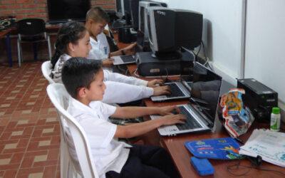 Nueve sedes educativas del sector rural ya tienen acceso a internet