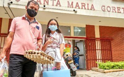 Contraloría destaca la eficiencia del PAE en Bucaramanga