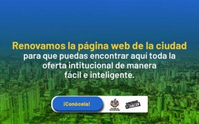 Nuestra página web se transforma para estar más cerca de ustedes, los ciudadanos y ciudadanas
