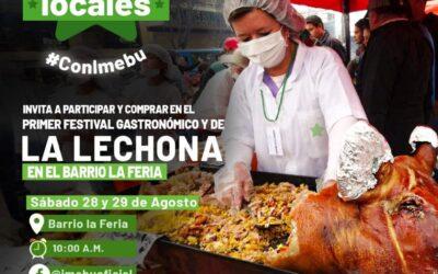 Llega a Bucaramanga el 'Lechona Fest', este 28 y 29 de agosto, en el barrio La Feria