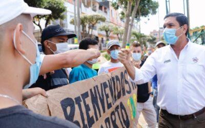 El Gobierno de Juan Carlos Cárdenas ratifica con hechos su lucha frontal contra la corrupción