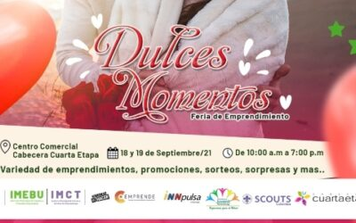 'Dulces Momentos', este 18 y 19 de septiembre, en el Centro Comercial Cabecera Cuarta Etapa