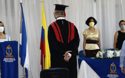 Andrés Páez de Sotomayor lidera la formación de jóvenes  privados de la libertad