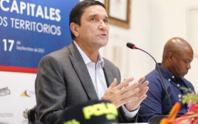 """""""La seguridad tiene que ser integral"""":  Juan Carlos Cárdenas"""