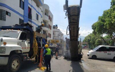 En estos sectores se taparán los huecos, durante esta semana, en Bucaramanga