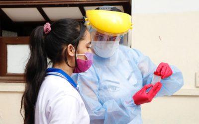 Proyecto 'Centinela', único en Colombia en monitoreo de la epidemia en colegios