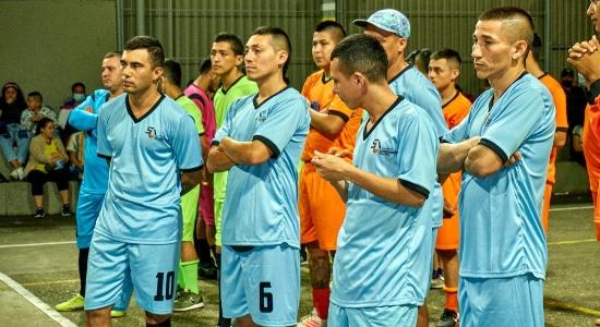 Participa de la Supercopa de Microfútbol de la Alcaldía de Bucaramanga