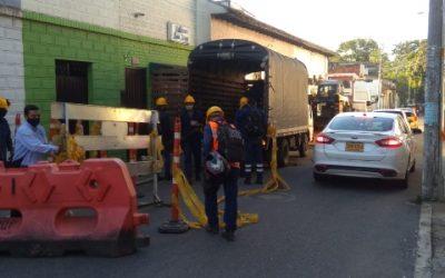 Más de 15 sectores se impactarán esta semana con los trabajos de malla vial