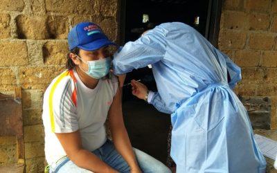 Conoce los cinco frentes de vacunación en Bucaramanga