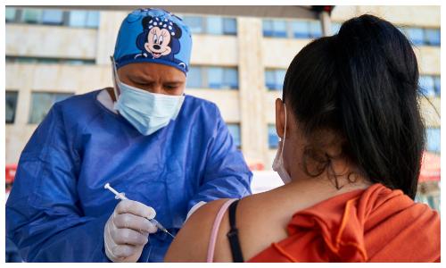 Así se vivió la primera jornada de vacunación, contra el Covid – 19, para trabajadoras sexuales