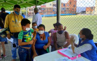 Resuelva dudas sobre cupos escolares en las Ferias Institucionales