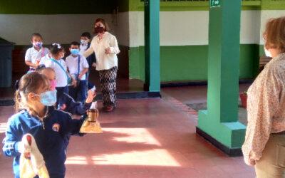 2.524 solicitudes para cupos escolares se realizaron en la primera semana de inscripciones