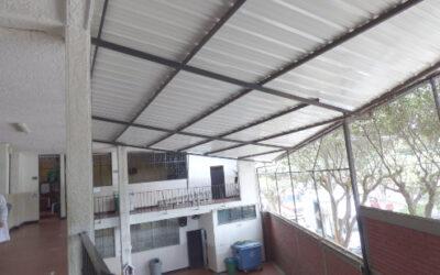 Se realizaron adecuaciones en la sede D del Colegio INEM