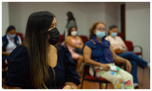 Alcaldía de Bucaramanga socializó la Política Pública de Mujer y Equidad de Géneros