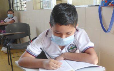Presencialidad y PAE destacan al colegio Oriente Miraflores