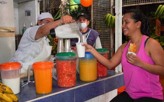 Los sábados hay 'ñapa' en plazas de mercado de Bucaramanga