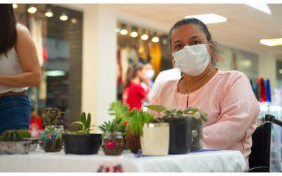 Bucaramanga avanza en la inclusión de personas con discapacidad