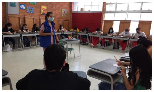 Bucaramanga le apuesta a la prevención de factores de riesgo en niños