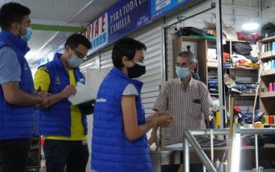 Capacitación para el aprovechamiento de residuos sólidos en Feghali