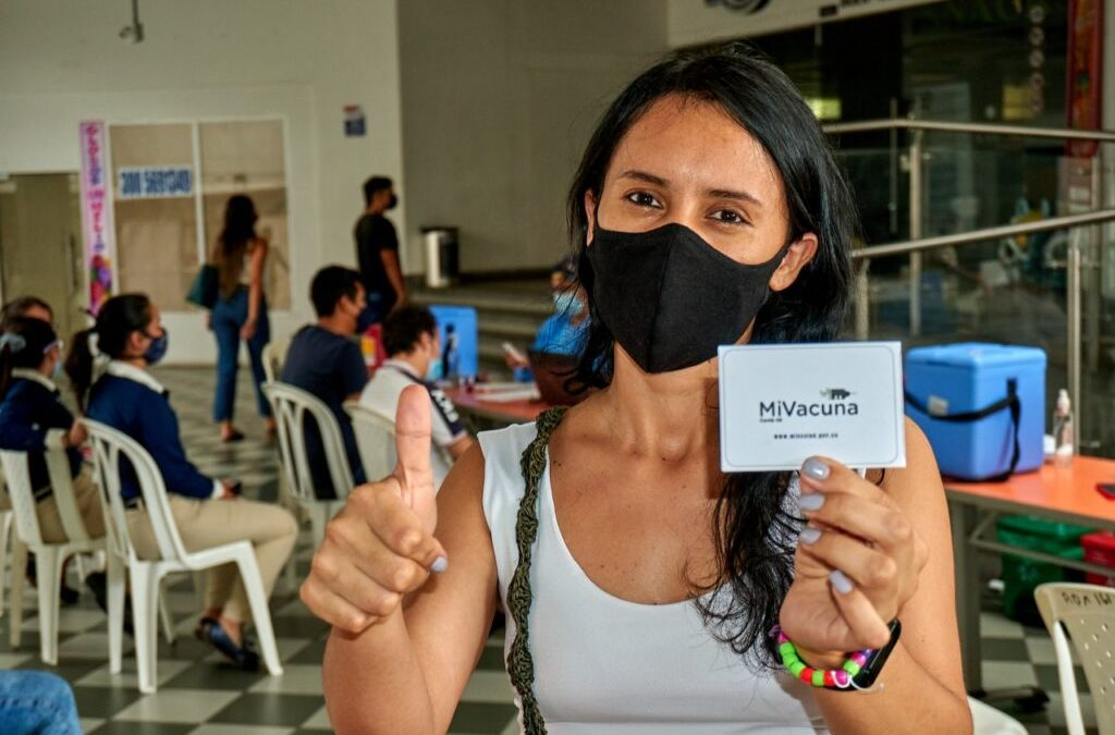Preguntas y respuestas sobre la vacunación de Moderna en Bucaramanga