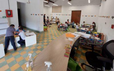 Alcaldía abre al público las ludotecas del Café Madrid y Kennedy